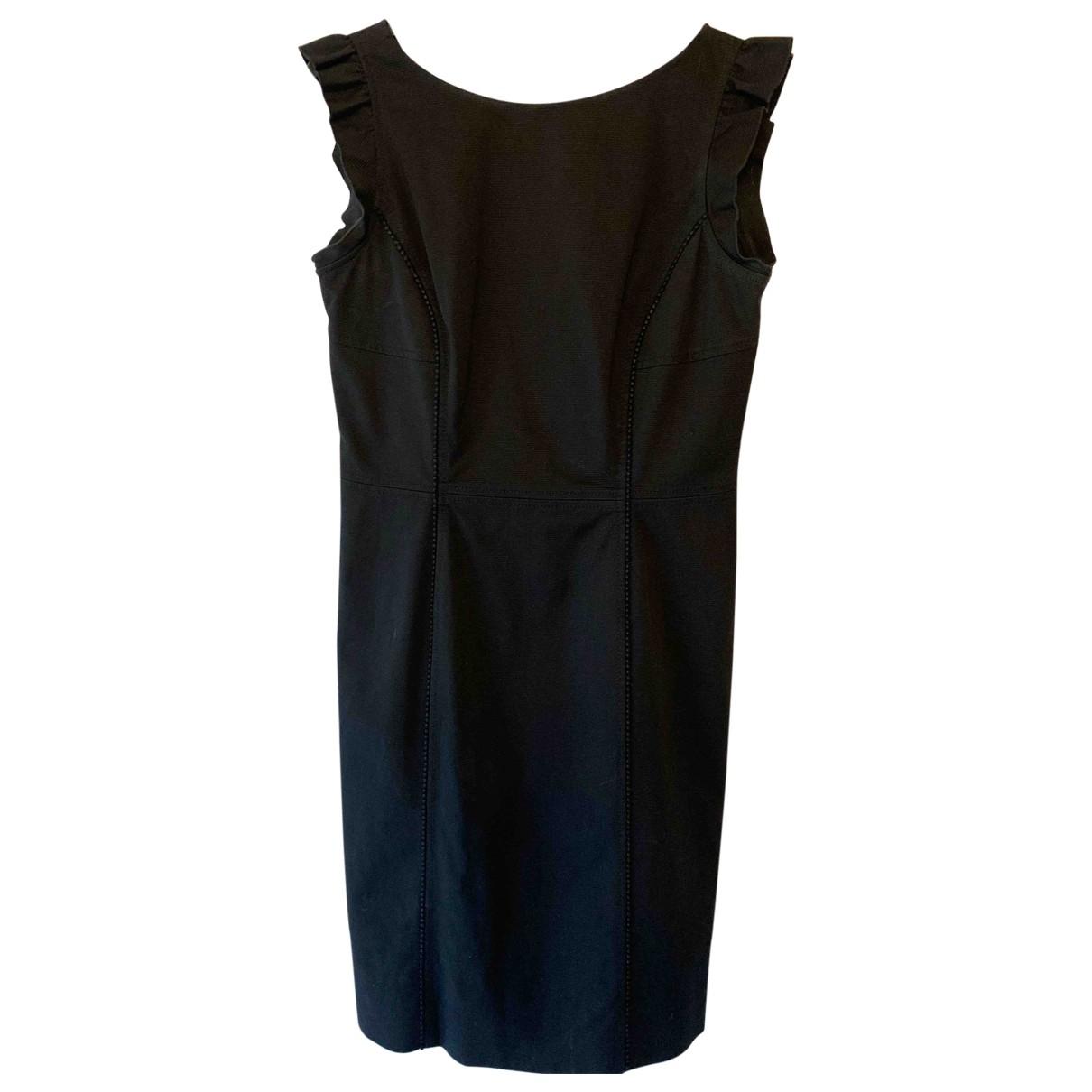 Valentino Garavani - Robe   pour femme en coton - noir