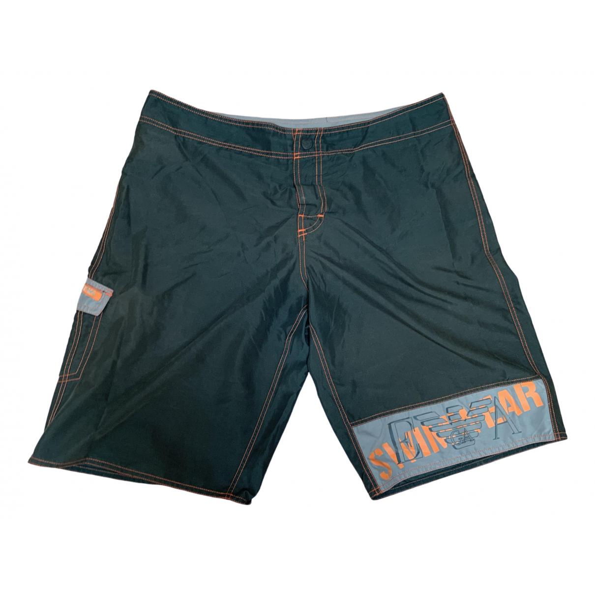 Emporio Armani \N Badeanzug in  Gruen Polyester