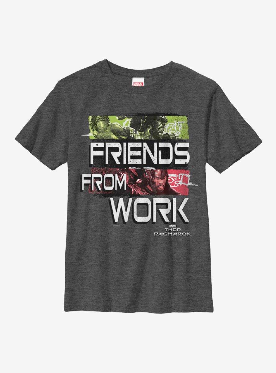 Marvel Thor Work Buddies Youth T-Shirt