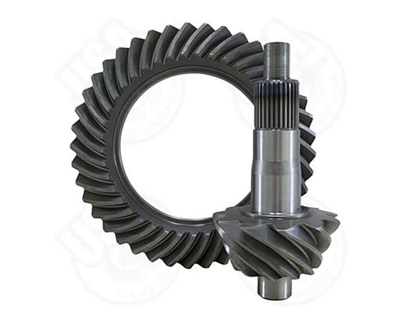 GM Ring and Pinion Thick Gear Set 10.5 Inch GM 14 Bolt Truck in a 5.13 Ratio USA Standard Gear ZG GM14T-513T