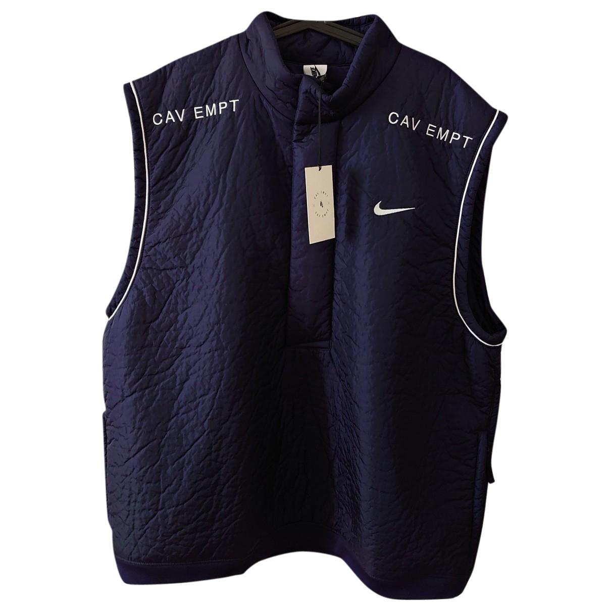 Nike - Vestes.Blousons   pour homme - bleu