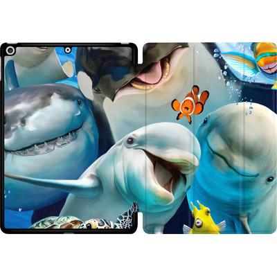 Apple iPad 9.7 (2017) Tablet Smart Case - Ocean Selfie von Howard Robinson