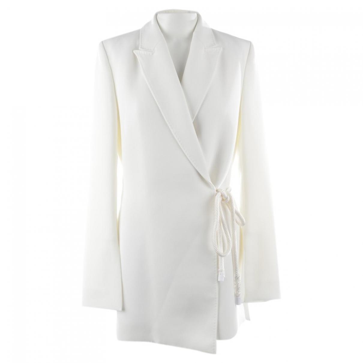 Roksanda N White jacket for Women 34 FR