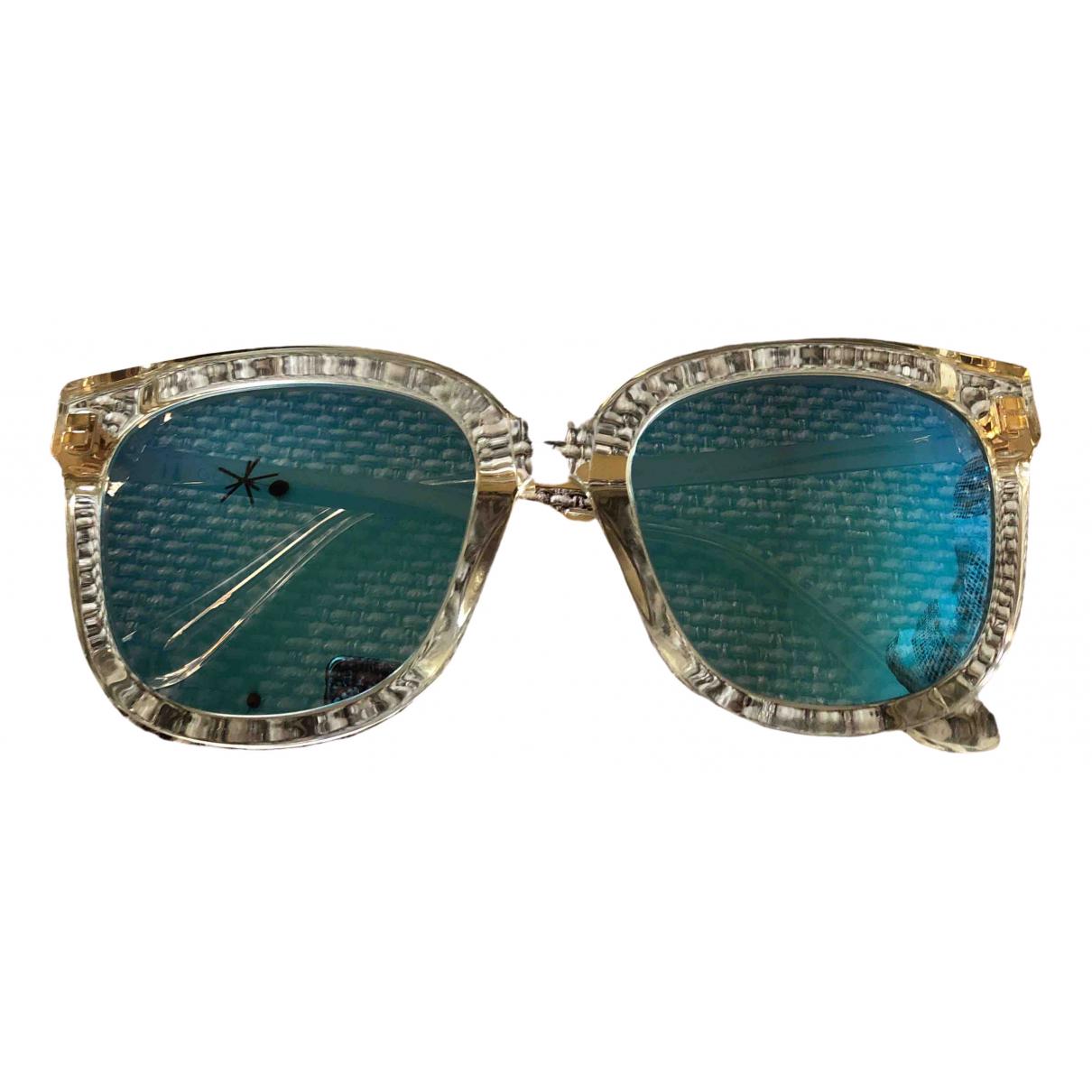 Gentle Monster N Blue Sunglasses for Men N
