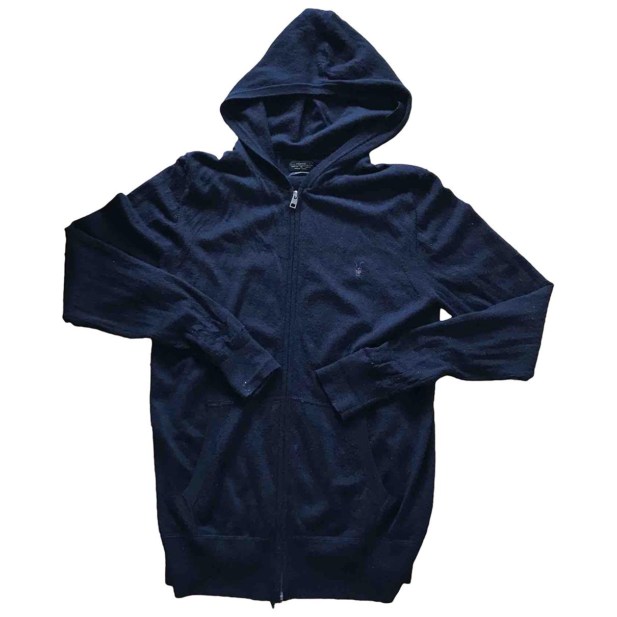All Saints \N Blue Knitwear & Sweatshirts for Men L International