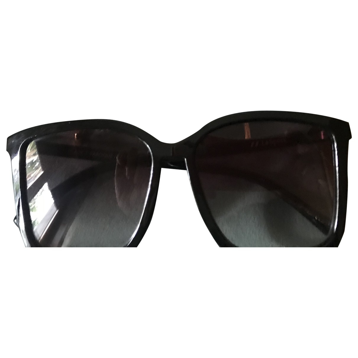 Le Specs \N Black Sunglasses for Women \N
