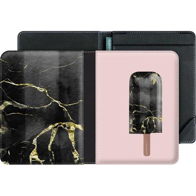 tolino vision 3 HD eBook Reader Huelle - Marble Popsicle von Emanuela Carratoni