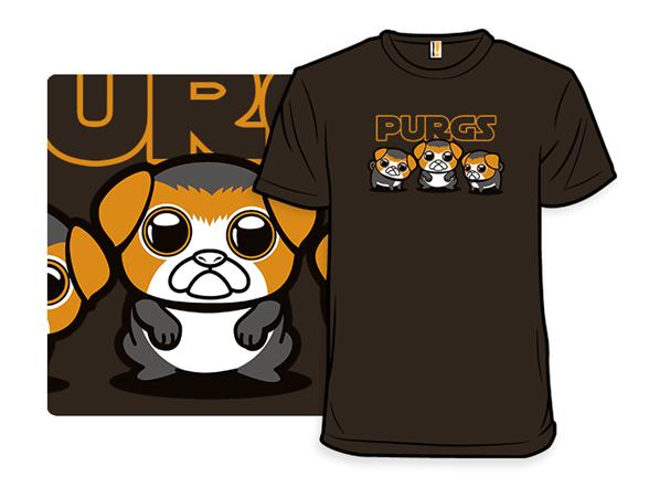 Purgs Are My Favorite Dorgs T Shirt