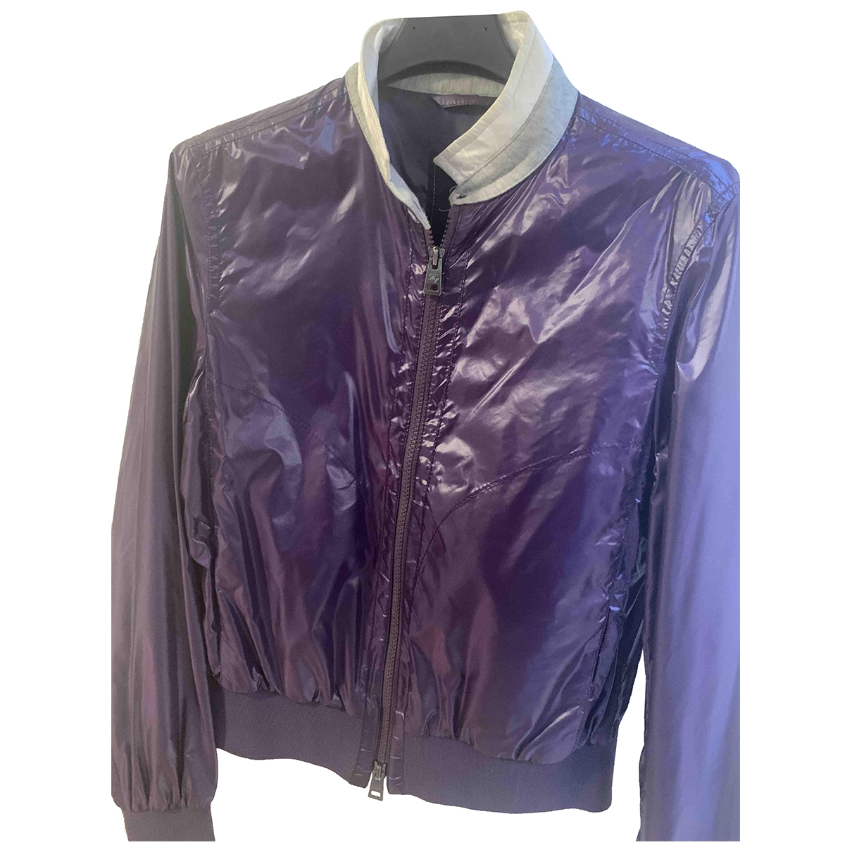 Fay \N Purple jacket for Women S International