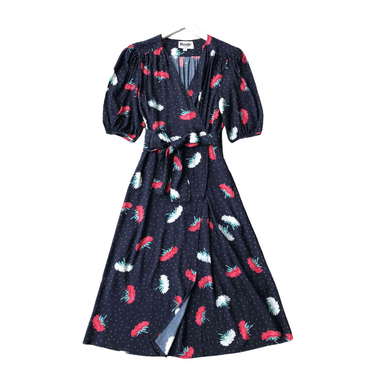 Rouje Spring Summer 2020 Black dress for Women 36 FR
