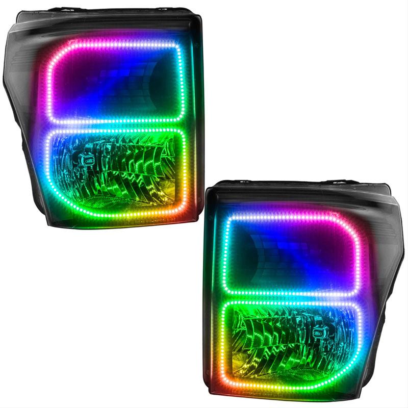 Oracle Lighting 8159-333 2011-2016 Ford F250/350 LED HL - Black