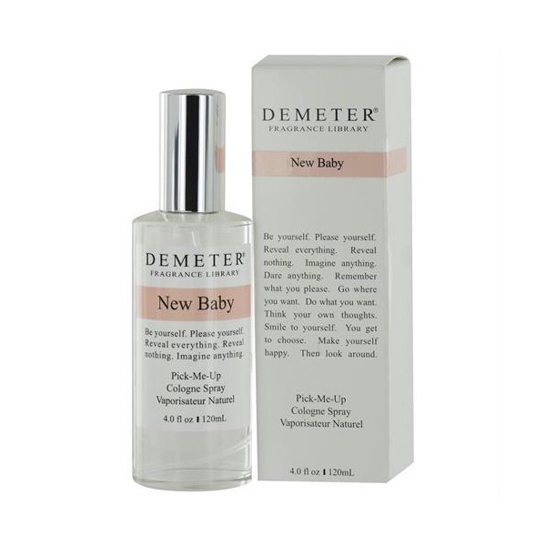 Demeter - New Baby : Cologne Spray 4 Oz / 120 ml