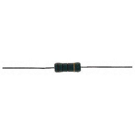 TE Connectivity 270kΩ Metal Oxide Resistor 3W ±5% ROX3SJ270K (10)
