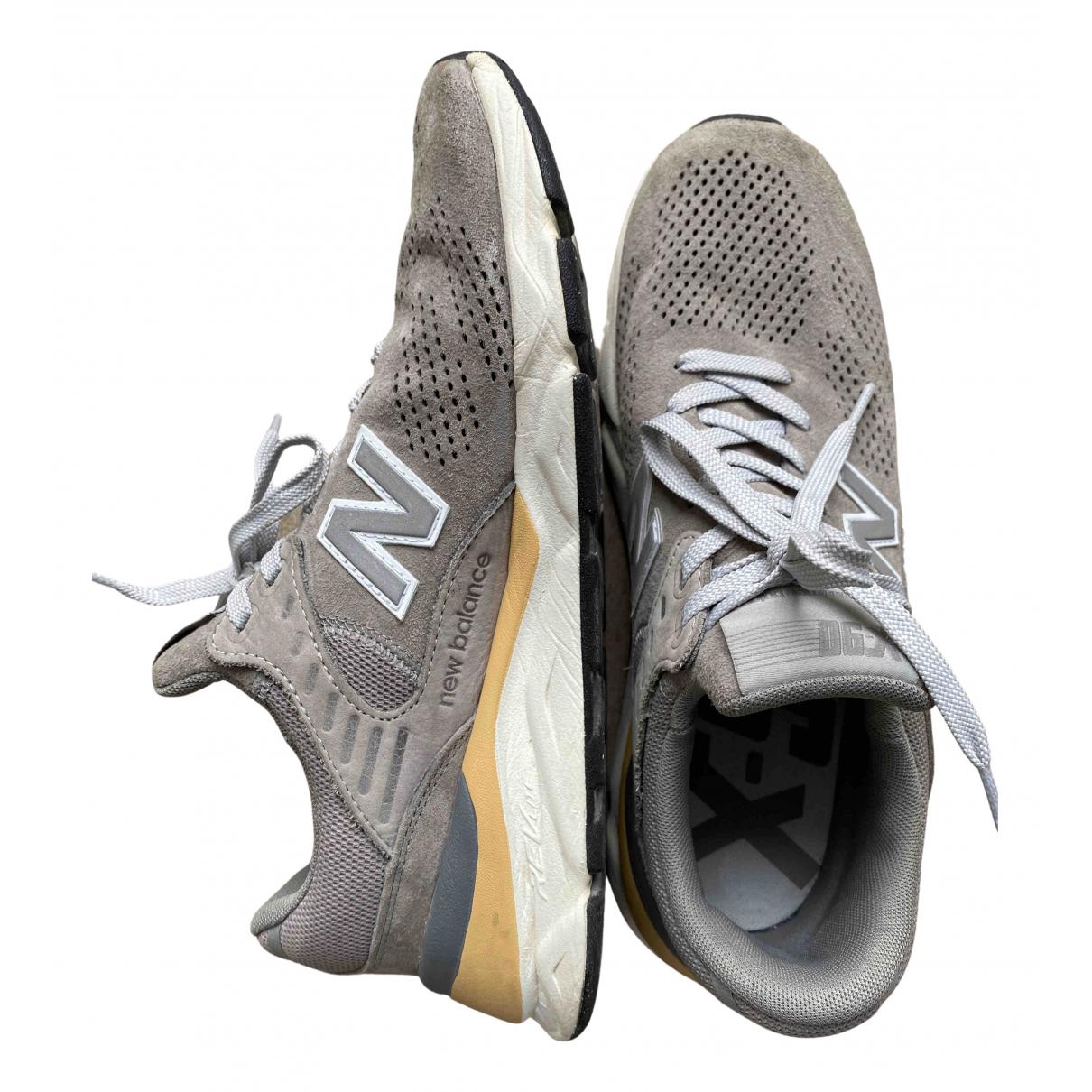 New Balance - Baskets   pour homme en autre - gris