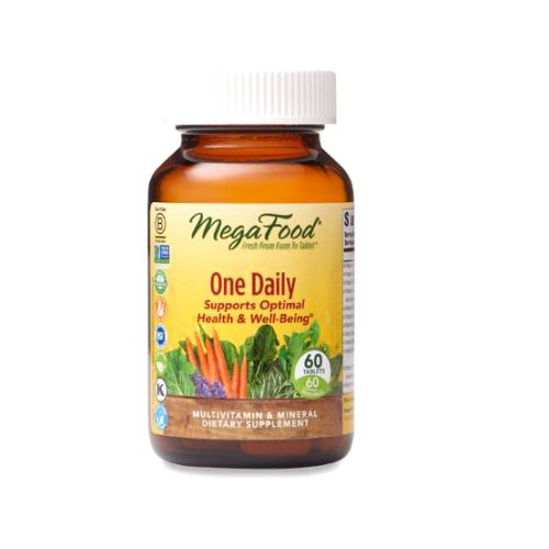 One Daily 60 Tabs by MegaFood