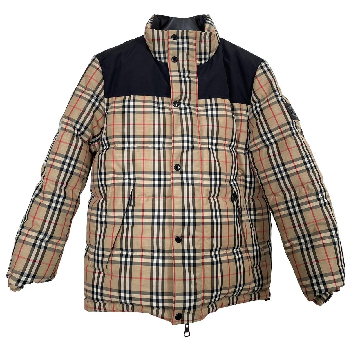 Burberry \N Beige coat  for Men M International