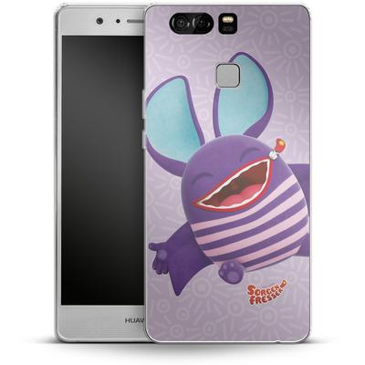 Huawei P9 Silikon Handyhuelle - Sorgenfresser Mary von Sorgenfresser