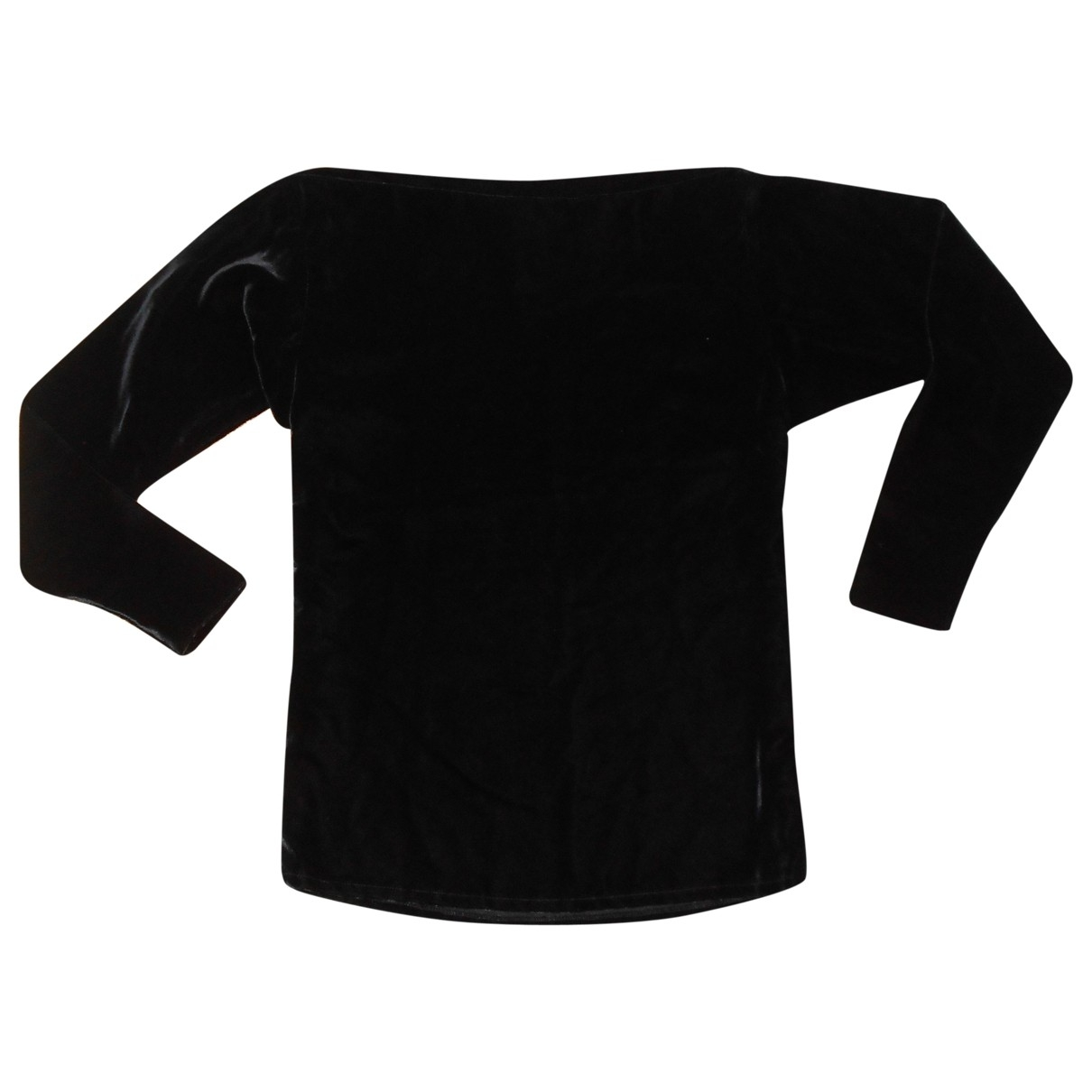 Yves Saint Laurent \N Black  top for Women 38 FR