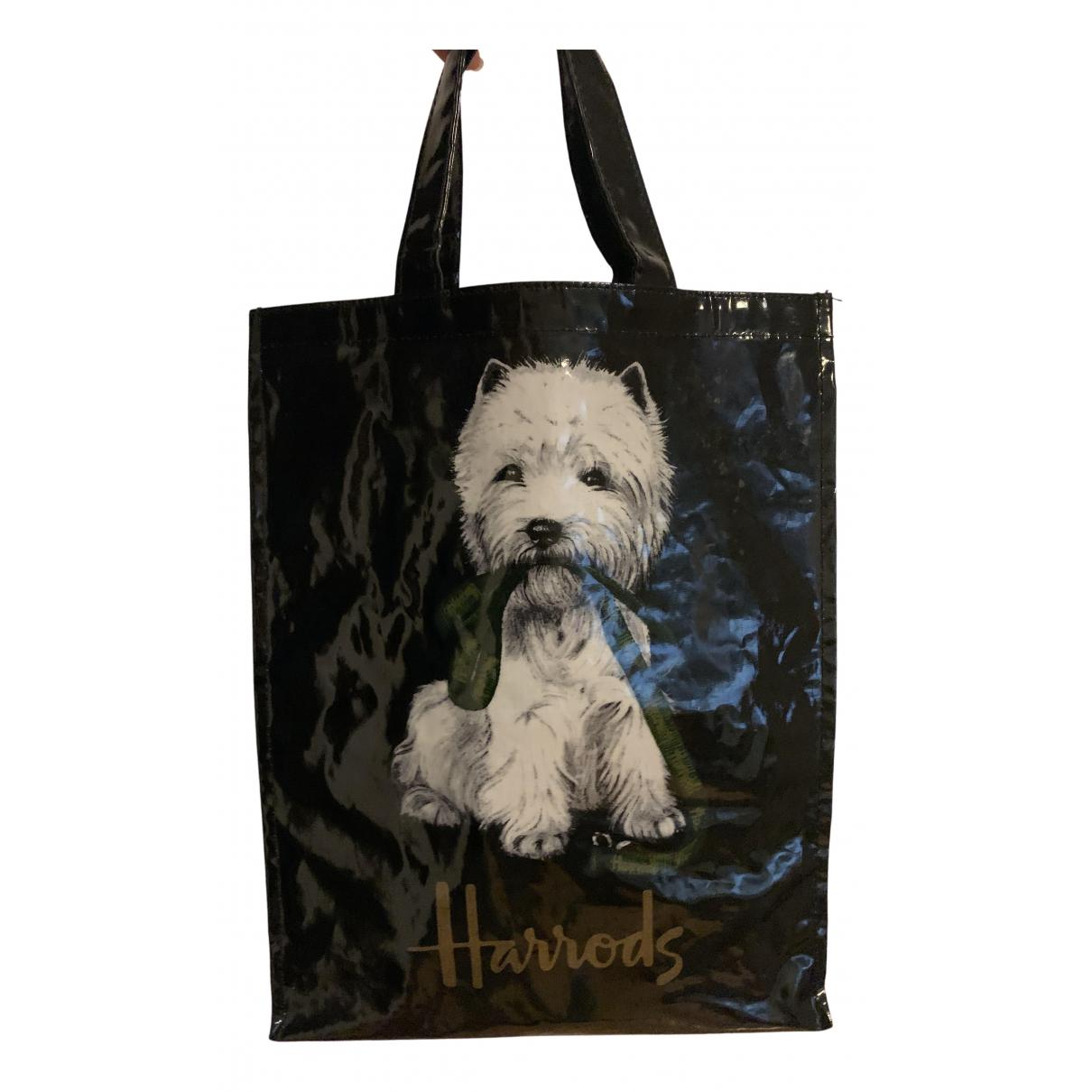 Harrods N Black handbag for Women N