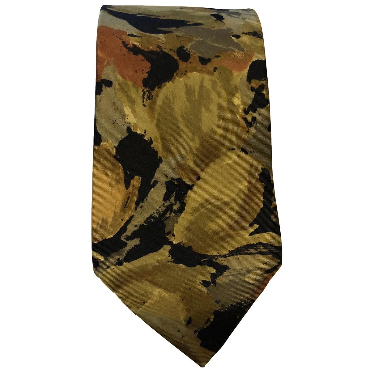 Corbata de Seda Harrods