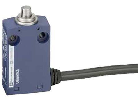 Telemecanique Sensors , Snap Action Limit Switch - Plastic, NO/NC, Spring Return Plunger, 240V, IP65
