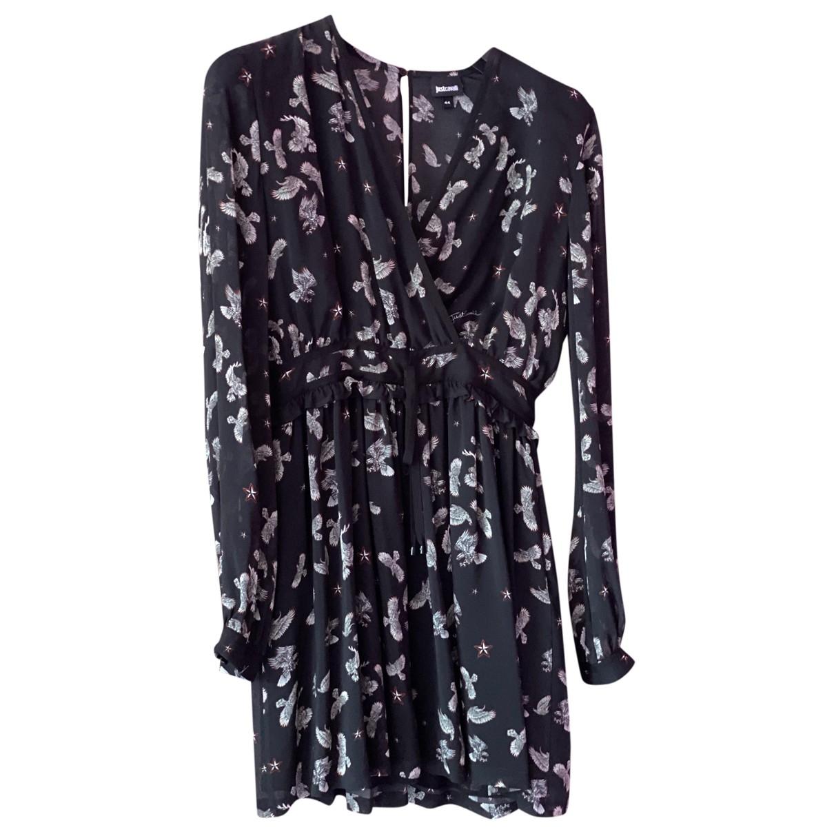 Just Cavalli \N Black dress for Women 44 FR