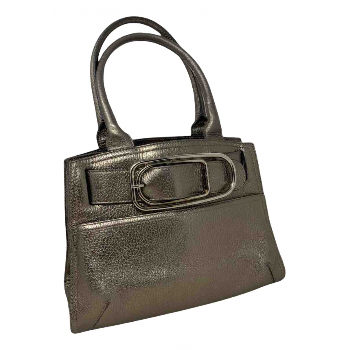 Furla N Leather handbag for Women N