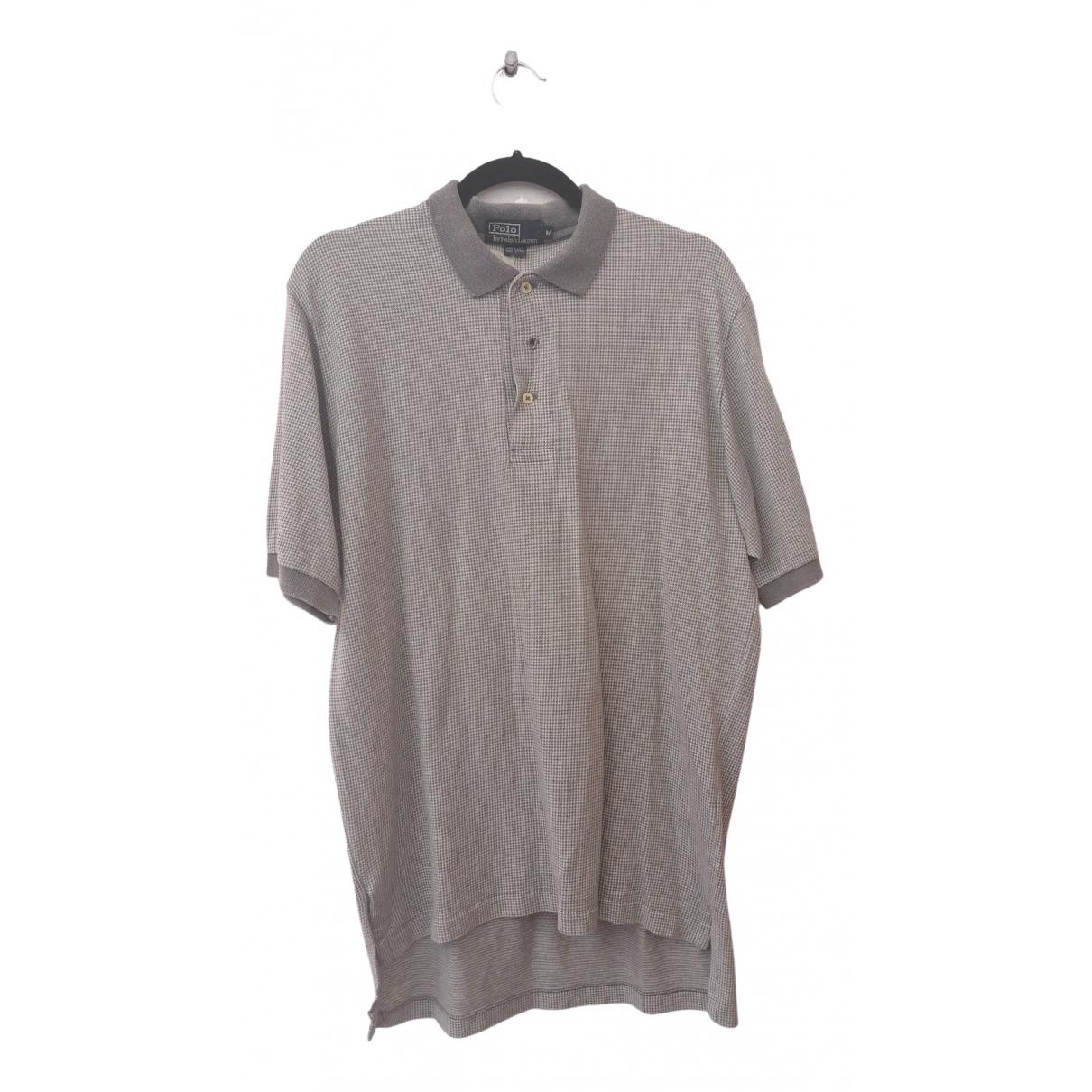 Polo Ralph Lauren \N Poloshirts in  Grau Baumwolle