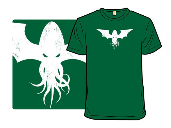 Cthulhu Sign T Shirt