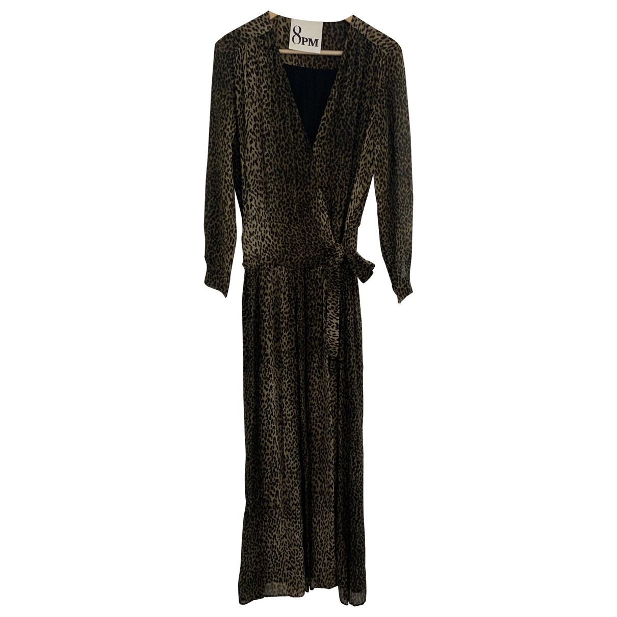 8pm \N Brown dress for Women XS International