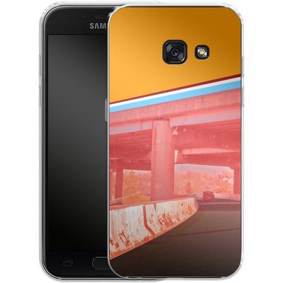 Samsung Galaxy A3 (2017) Silikon Handyhuelle - Bridge von Brent Williams