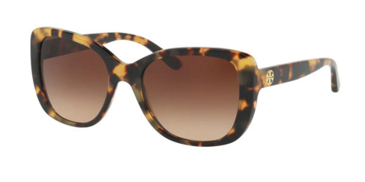 Tory Burch TY7114 149974 Women's Sunglasses Tortoise Size 53