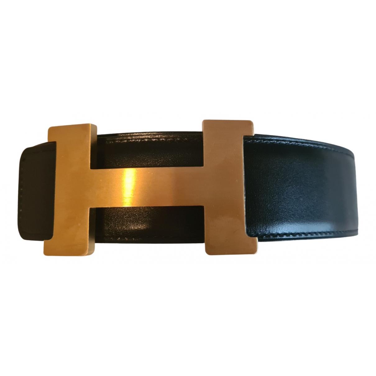Hermes H Guertel in Leder