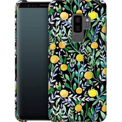 Samsung Galaxy S9 Plus Smartphone Huelle - Bright Blossoms von Iisa Monttinen
