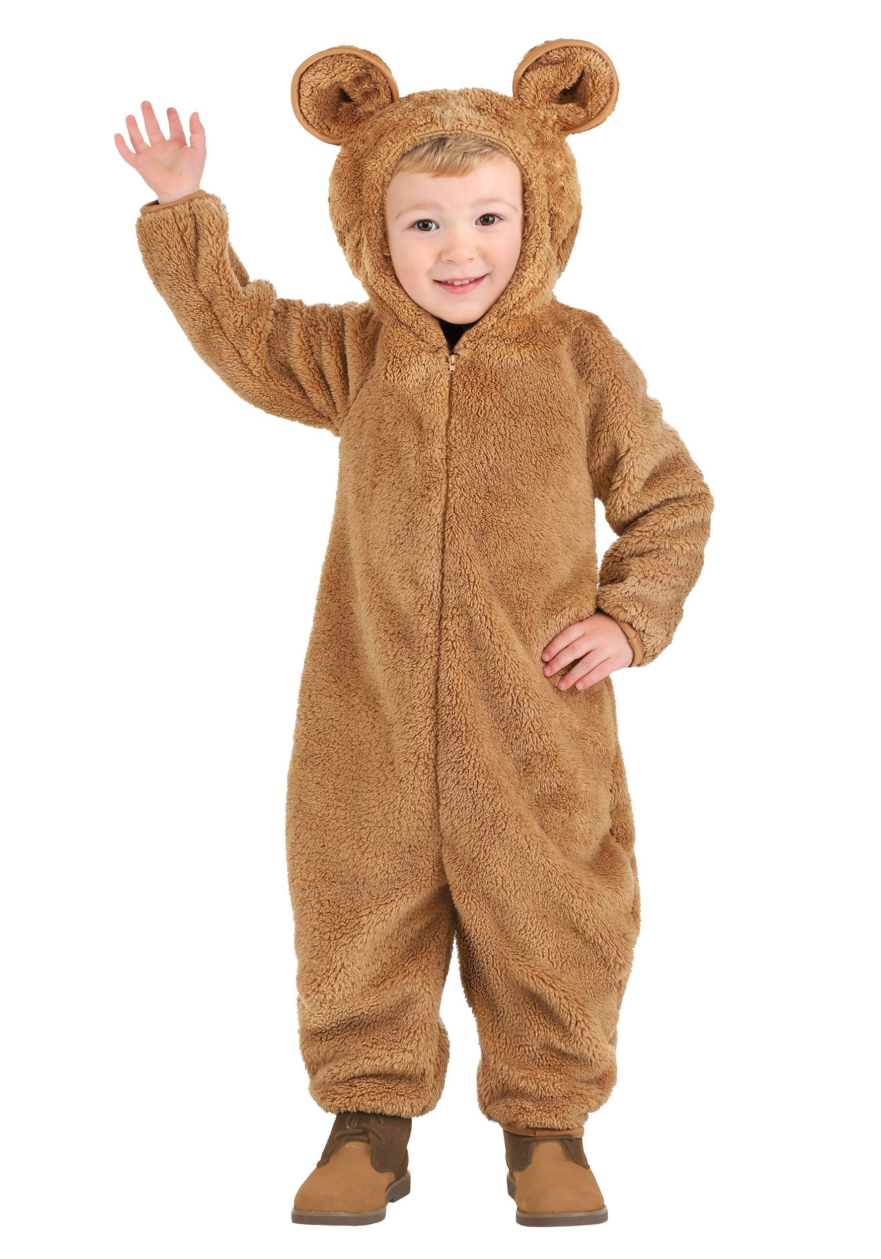 Little Teddy Costume for Toddlers