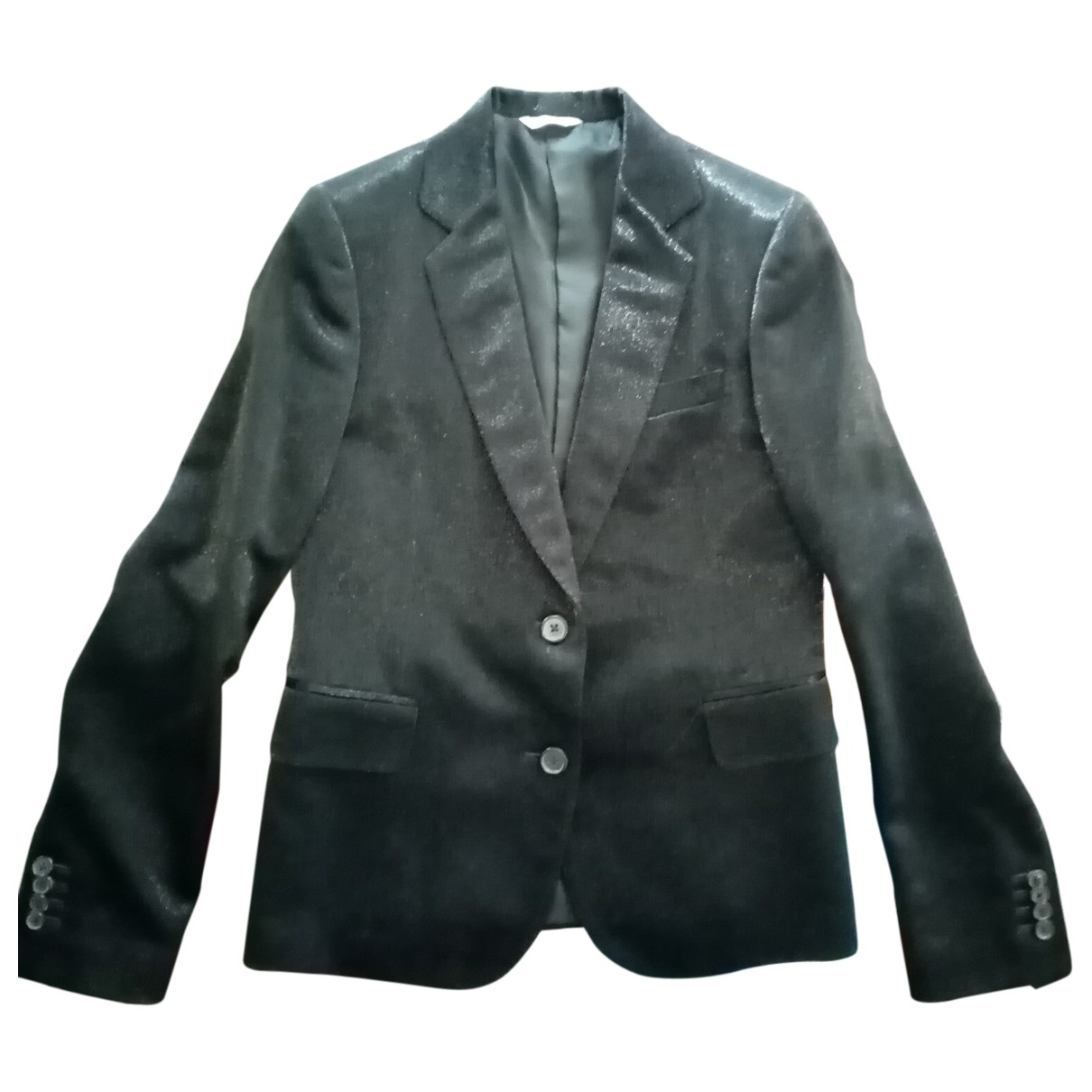 Mauro Grifoni - Veste   pour femme en laine - noir