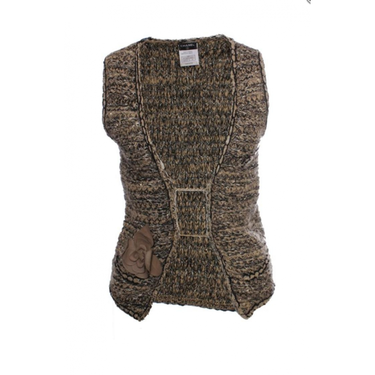 Chanel \N Brown Cashmere Knitwear for Women 38 FR