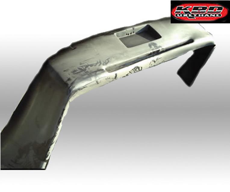 KBD Bodykits 37-2130 Premier Style 1 Piece Rear Bumper Chevrolet Impala 00-05