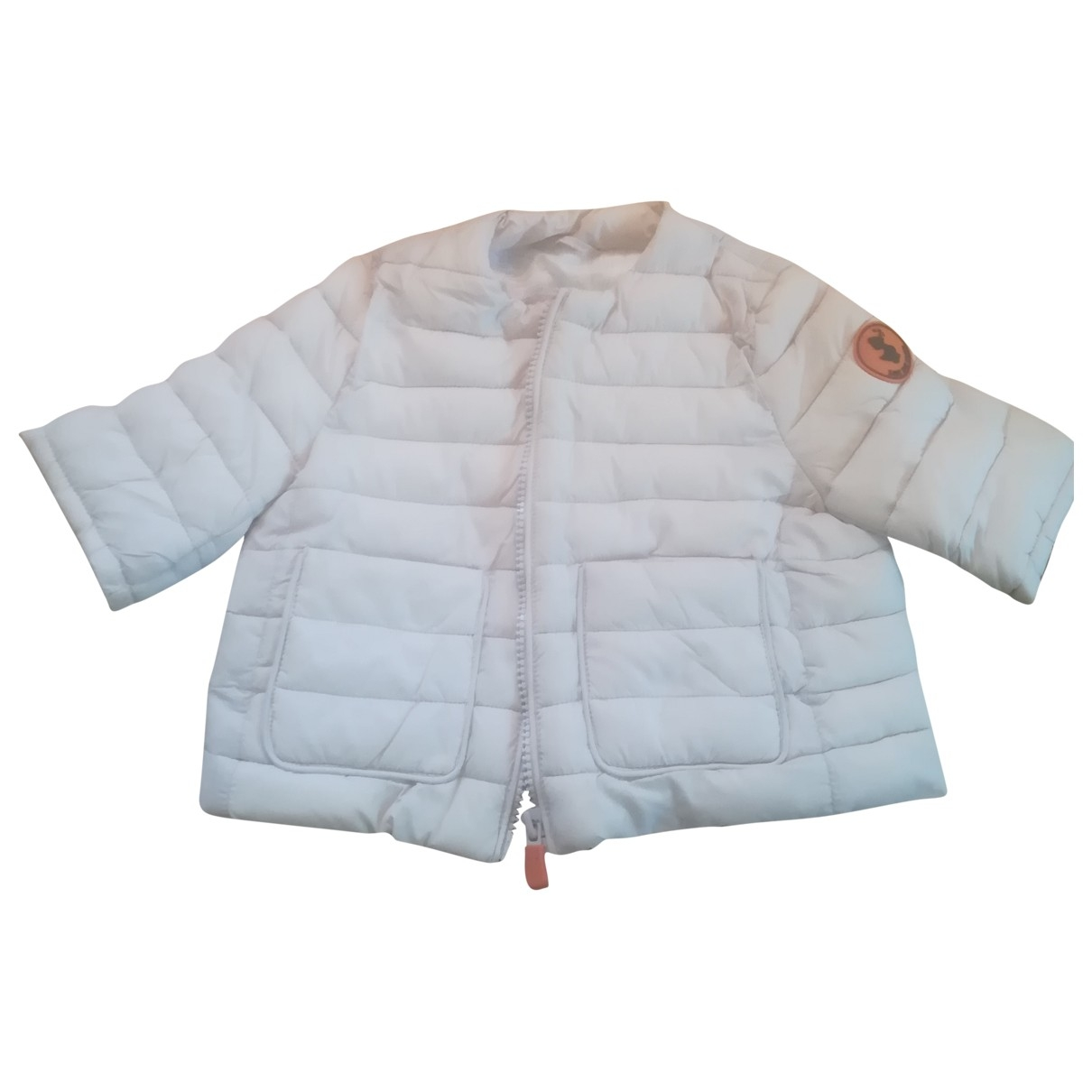 Save The Duck \N Jacke, Maentel in  Rosa Polyester