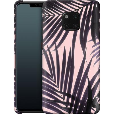 Huawei Mate 20 Pro Smartphone Huelle - Delicate Jungle Theme von Emanuela Carratoni