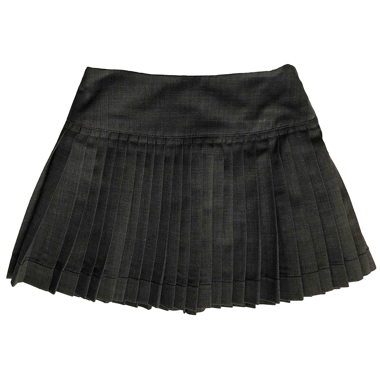 I Pinco Pallino \N Grey Wool skirt for Kids 4 years - up to 102cm FR