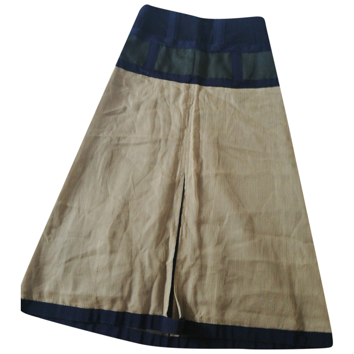 Falda maxi de Seda Marni