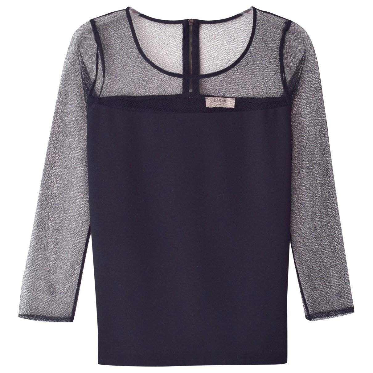 Ba&sh \N Top in  Schwarz Polyester