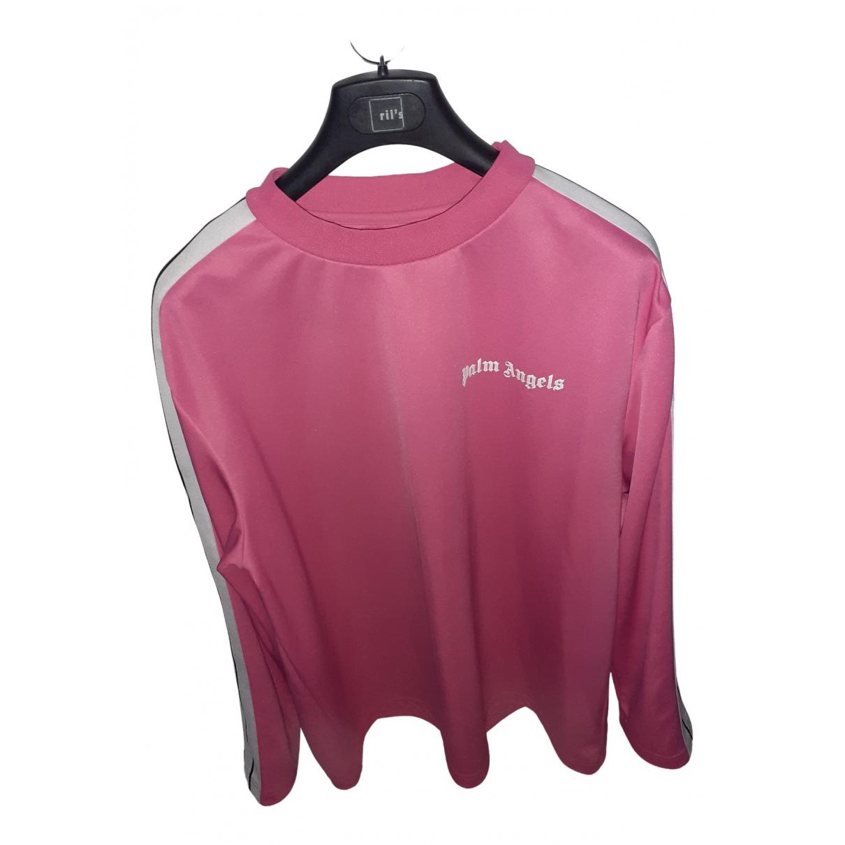 Palm Angels \N Pink Knitwear & Sweatshirts for Men L International