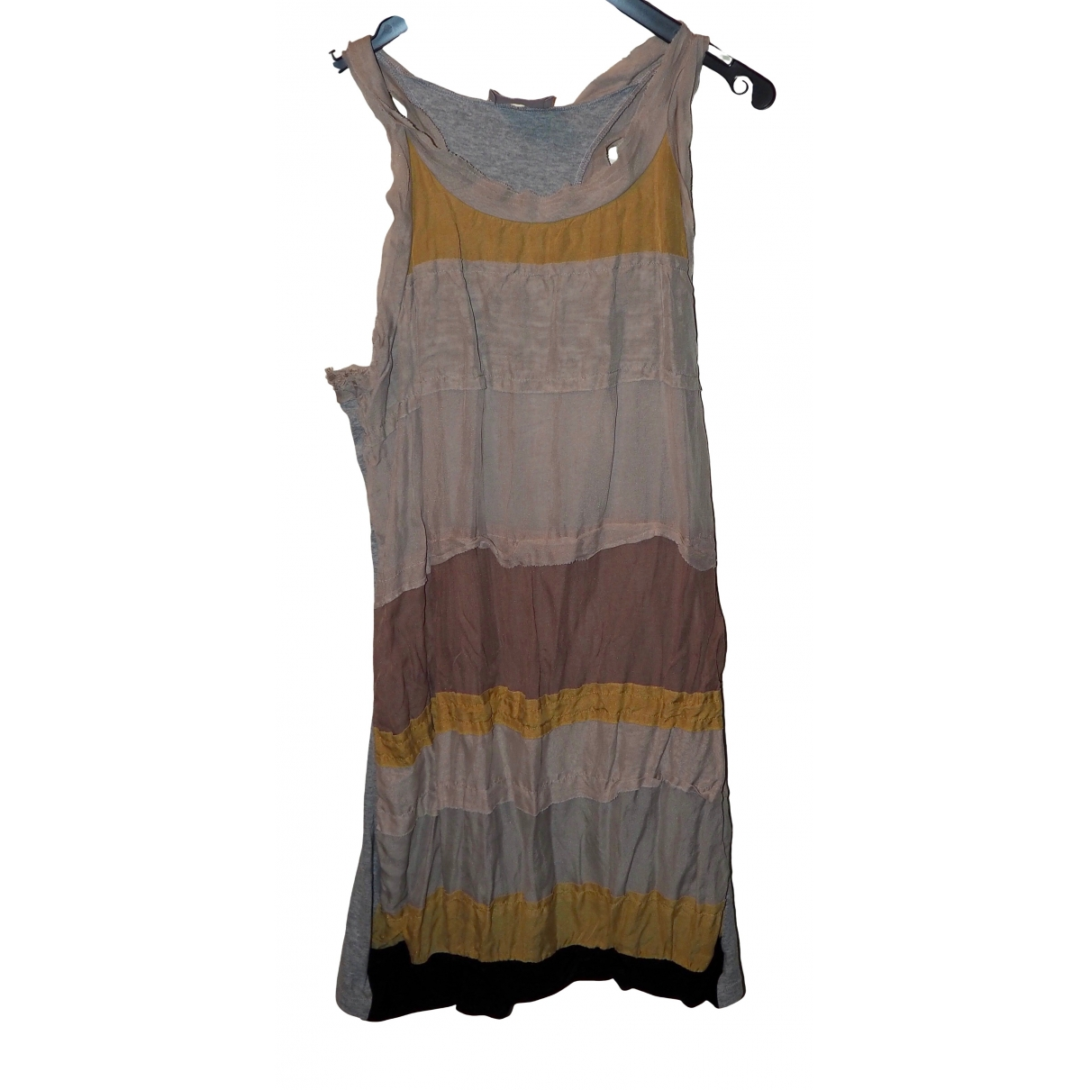 Lanvin \N Multicolour Cotton dress for Women L International