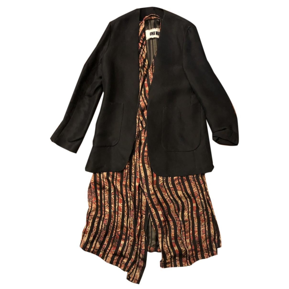 Uma Wang \N Jacke in  Schwarz Polyester