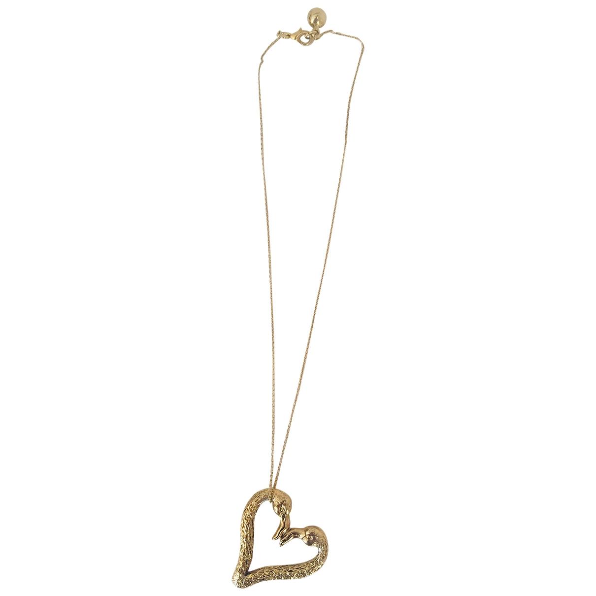 Bimba Y Lola \N Halskette in  Gold Metall