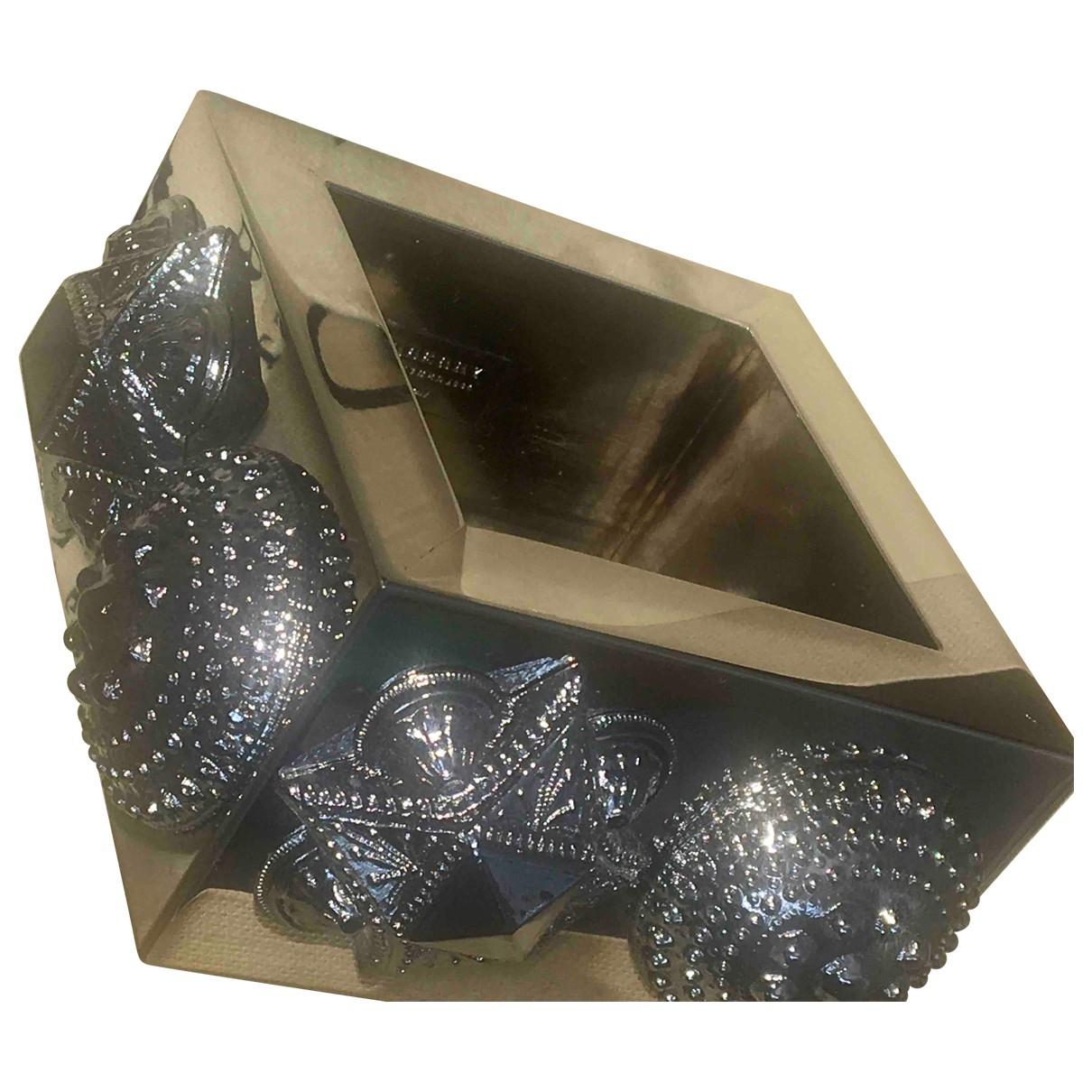 Burberry - Bracelet   pour femme en acier - gris