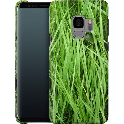 Samsung Galaxy S9 Smartphone Huelle - Grass von caseable Designs