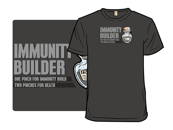 Immunity Builder T Shirt